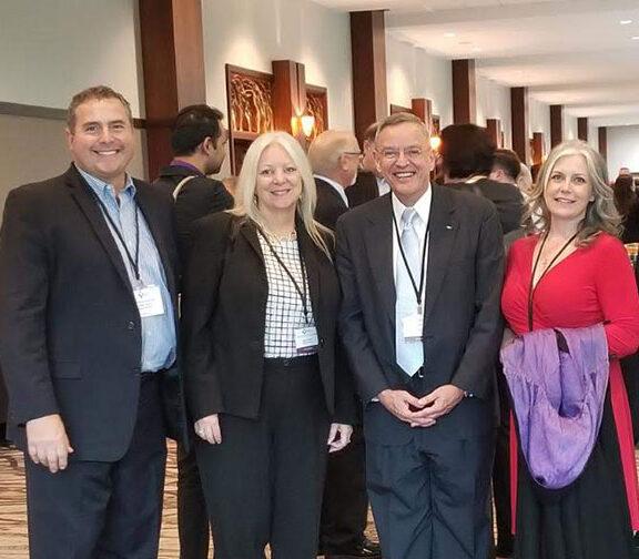 MTEC conference - Joseph Sgherza - Tonya Torgeson - Dr Martinez-Lopez - Vicki Chilton