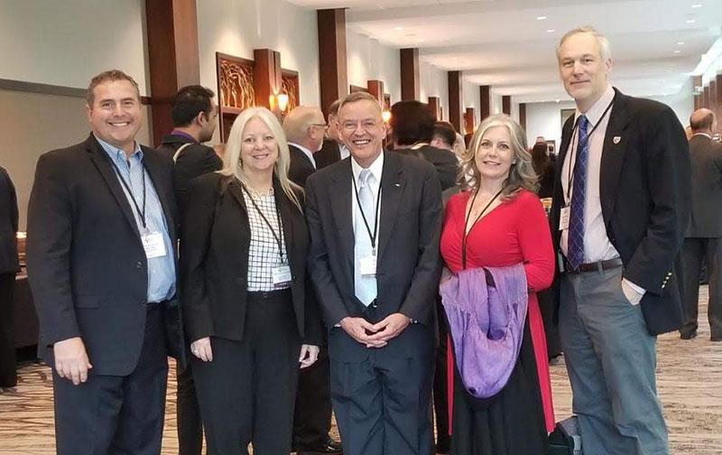 MTEC conference - Joseph Sgherza - Tonya Torgeson - Dr Martinez-Lopez - Vicki Chilton - Dr Mark Kortepeter